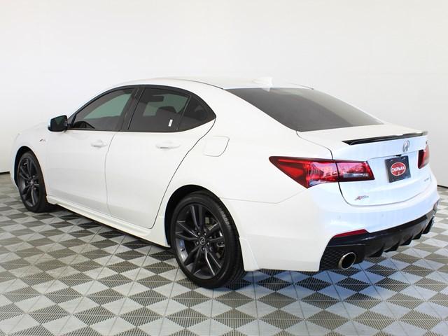 2020 Acura TLX SH-AWD w/Tech w/A-SPEC