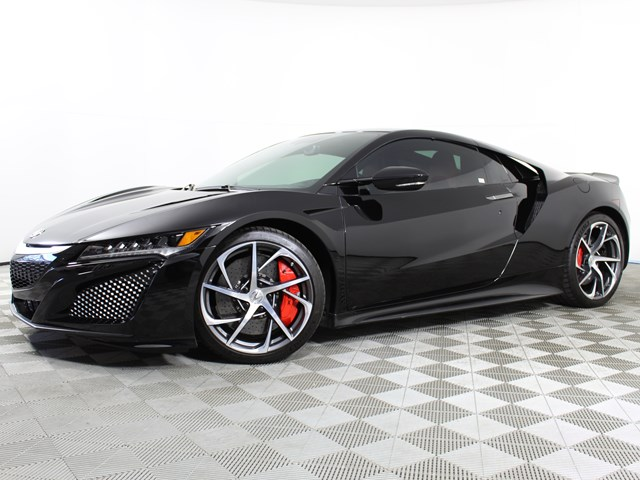 Certified Pre-Owned 2017 Acura NSX SH-AWD Sport Hybrid