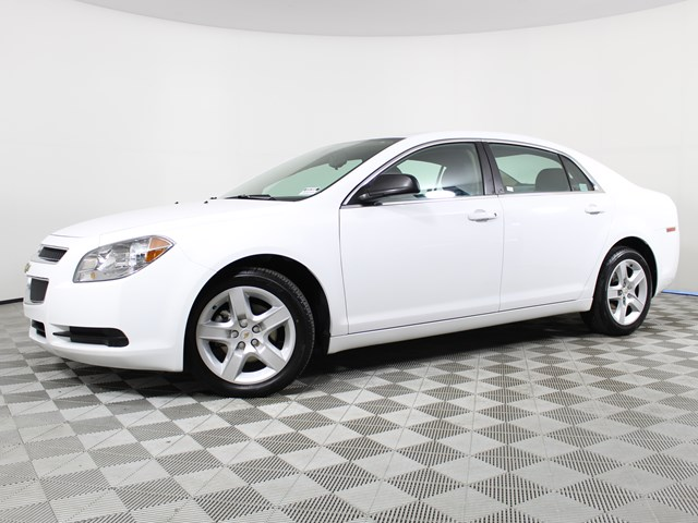 Used 2012 Chevrolet Malibu LS