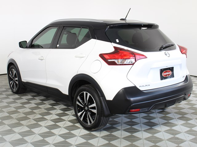 Used 2018 Nissan Kicks SV