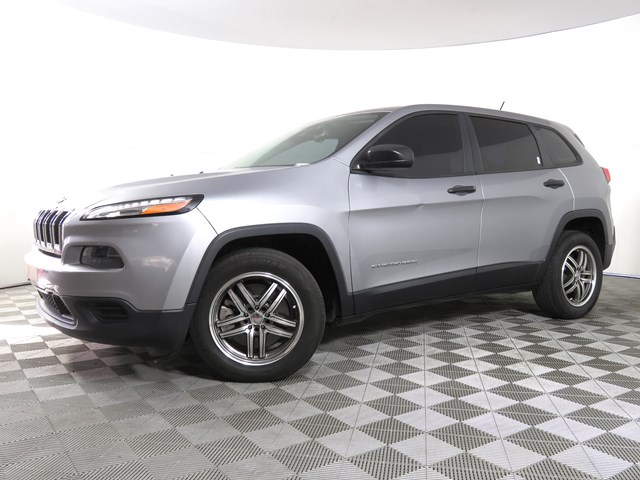 Used 2014 Jeep Cherokee Sport