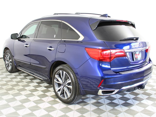 Used 2019 Acura MDX SH-AWD w/Advance
