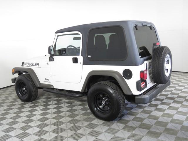 Used 2005 Jeep Wrangler SE
