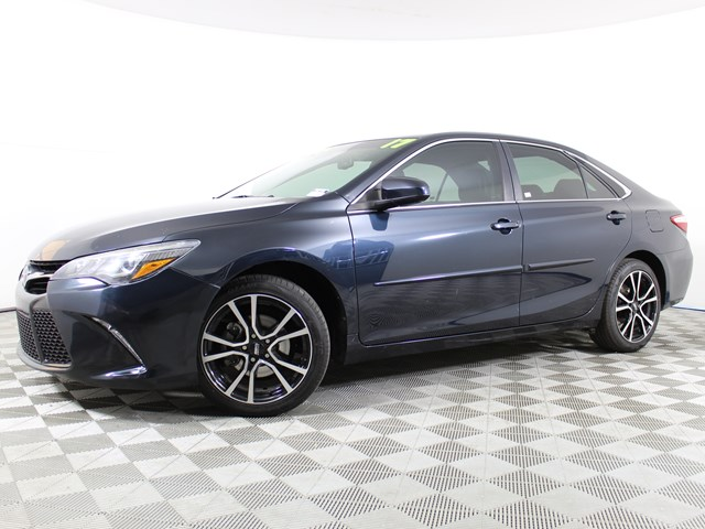 Used 2017 Toyota Camry XSE