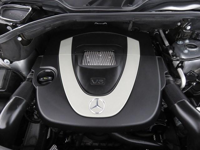 2011 Mercedes-Benz M-Class ML 350 4MATIC