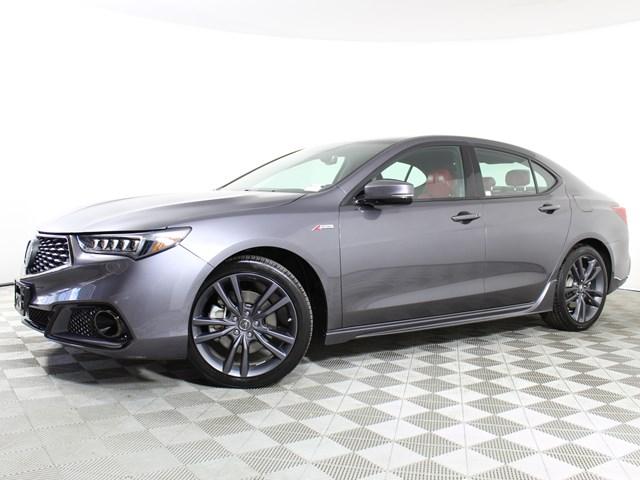 2018 Acura TLX SH-AWD w/Tech/A-SPEC
