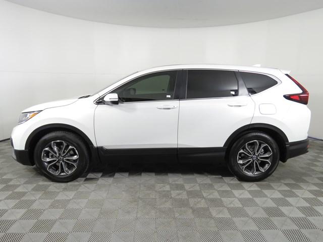 Used 2020 Honda CR-V EX-L