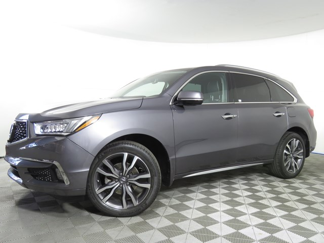 Certified Pre-Owned 2019 Acura MDX SH-AWD w/Advance