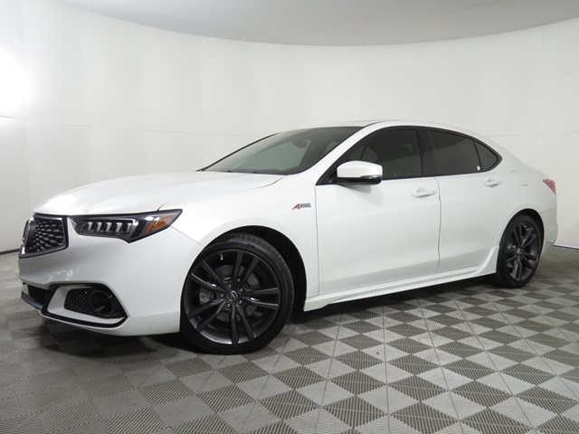 Certified Pre-Owned 2020 Acura TLX w/Tech w/A-SPEC