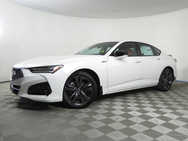 2021 Acura TLX AWD A-SPEC