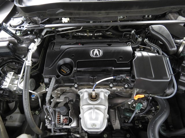 Used 2020 Acura TLX