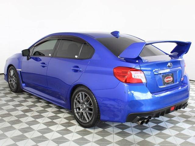Used 2016 Subaru WRX STI
