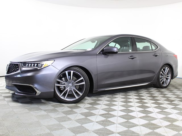 Certified Pre-Owned 2020 Acura TLX w/Tech
