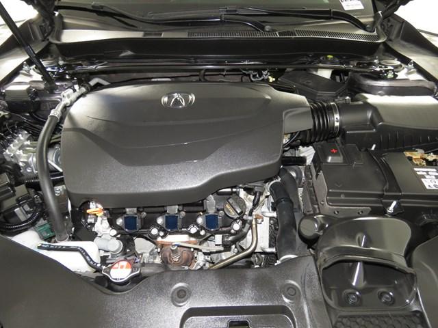 2018 Acura TLX SH-AWD w/Tech w/A-SPEC
