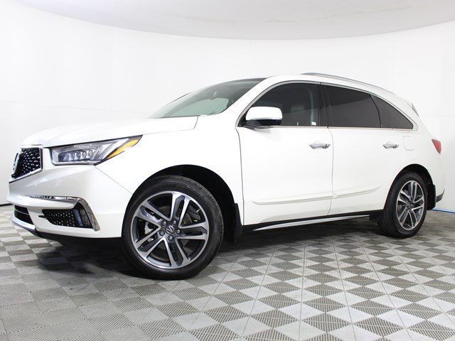 2017 Acura MDX w/Advance