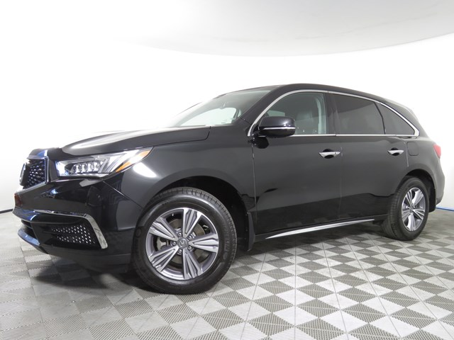 Certified Pre-Owned 2020 Acura MDX