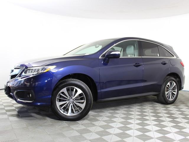 Used 2018 Acura RDX w/Advance