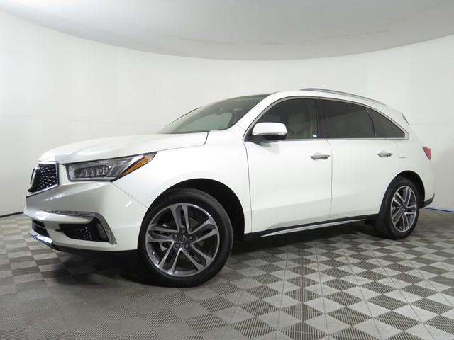 2018 Acura MDX w/Advance w/RES