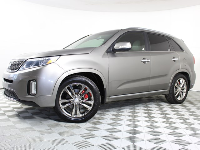 2015 Kia Sorento SX Limited