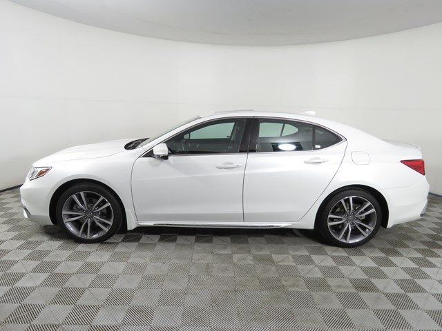 Certified Pre-Owned 2019 Acura TLX SH-AWD w/Advance