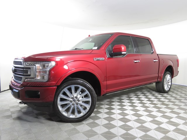 2019 Ford F-150 Limited Crew Cab