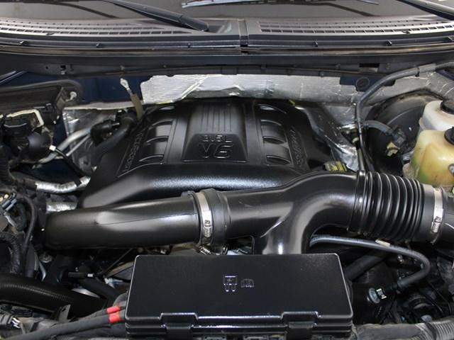 2012 Ford F-150 Lariat Crew Cab