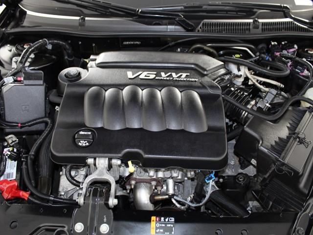 2014 Chevrolet Impala Limited LTZ Fleet