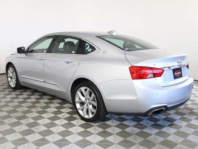Used 2017 Chevrolet Impala Premier