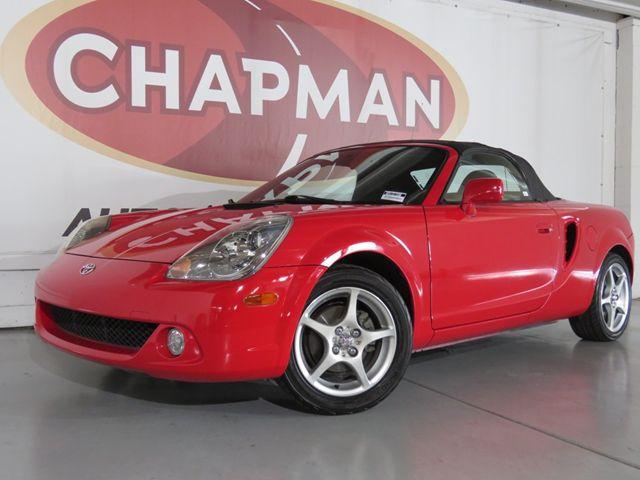 Used 2004 Toyota MR2 Spyder - BA197390   Chapman Acura