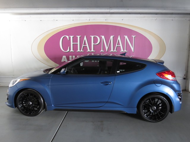 2016 Hyundai Veloster Turbo Rally Edition – Stock #KA177050
