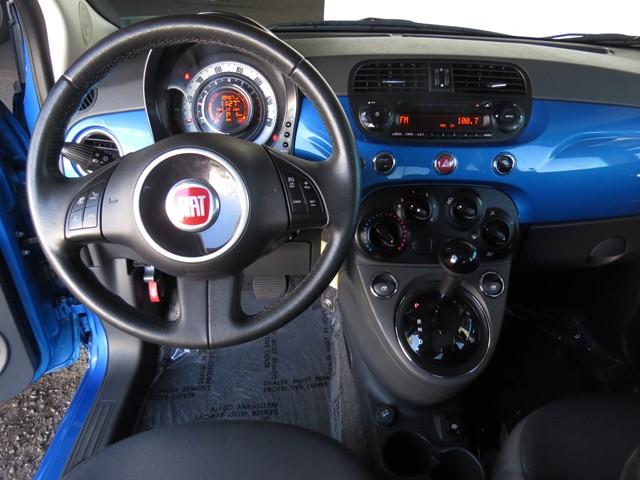 2015 FIAT 500 Pop – Stock #KA177190