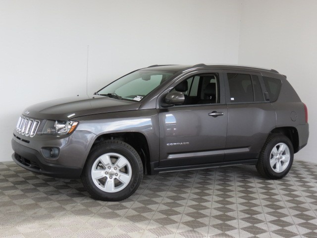 Used 2017 Jeep Compass Latitude
