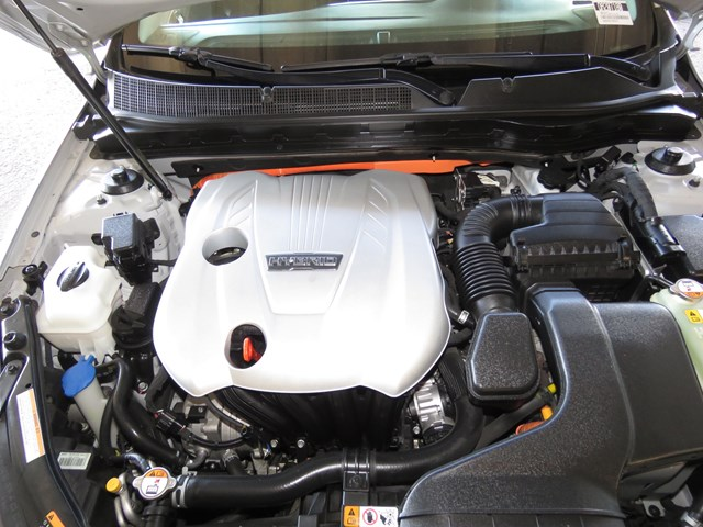 Used 2015 Kia Optima Hybrid