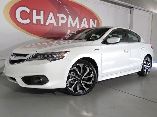 New Acura ILX Tech Pkg ASPEC A Chapman Acura - 2018 acura ilx accessories