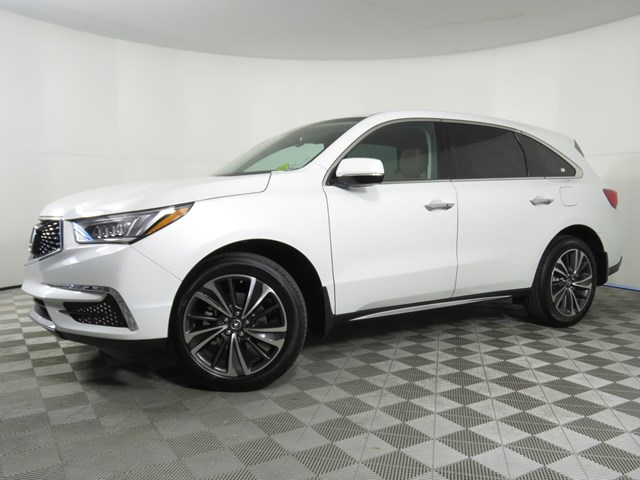 2020 Acura MDX AWD Tech Pkg