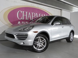 View the 2013 Porsche Cayenne