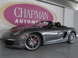 View the 2014 Porsche Boxster
