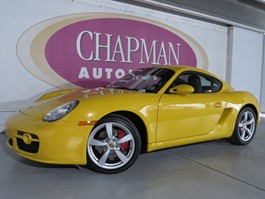 View the 2007 Porsche Cayman