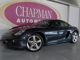 View the 2015 Porsche Cayman