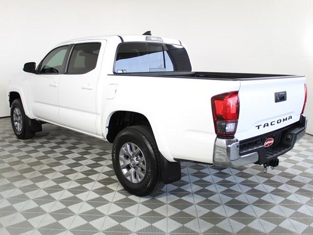 Used 2018 Toyota Tacoma TRD Sport Crew Cab