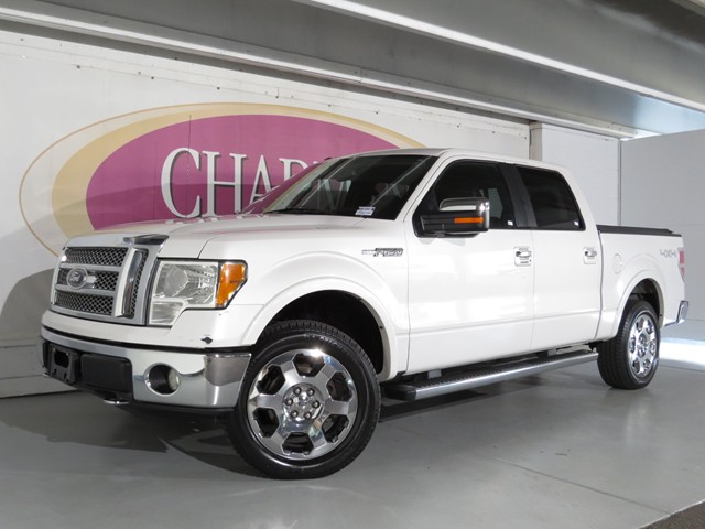 Used 2010 Ford F 150 Lariat 4x4 For Sale Stock D1604530b