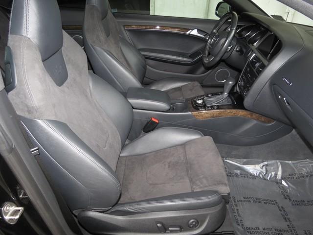 2012 Audi S5 4.2 quattro Prestige – Stock #D1604590B