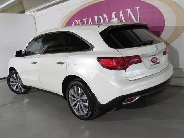 Used 2015 Acura MDX SH-AWD w/Tech - Stock #D1670470A ...