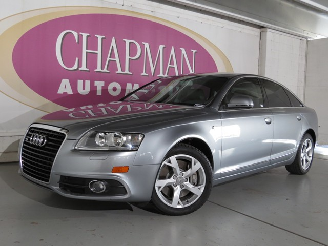 used 2011 audi a6 3 0t quattro for sale stock d1671230 mercedes benz of tucson. Black Bedroom Furniture Sets. Home Design Ideas
