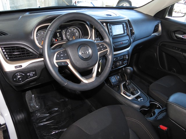2016 Jeep Cherokee Latitude In Tucson Stock D1671370 Chapman Used Cars On Speedway In