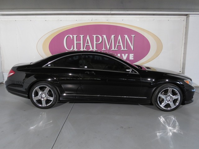 Used 2008 mercedes benz cl class cl550 stock d1671500 for 2008 mercedes benz cl class cl550