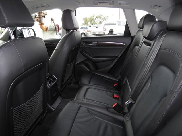 2016 Audi Q5 2.0T quattro Prem Plus – Stock #D1671880