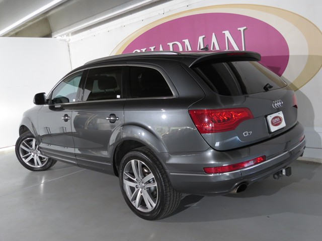 used 2013 audi q7 3 0t quattro premium plus for sale stock d1701470a mercedes benz of tucson. Black Bedroom Furniture Sets. Home Design Ideas
