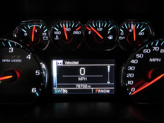 2014 Chevrolet Silverado 1500 LTZ – Stock #D1702090B