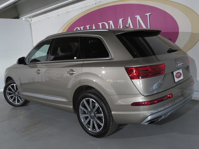 2017 audi q7 3 0t quattro premium plus in tucson stock d1702650a chapman used cars on. Black Bedroom Furniture Sets. Home Design Ideas